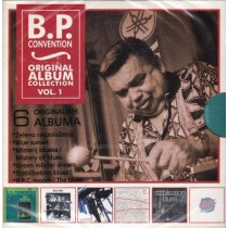 Bp Convention - Original Album Collection Vol 1