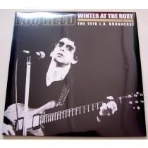 Reed Lou Ex-The Velvet Underground - Winter At The Roxy - The 1976 La Broadcast