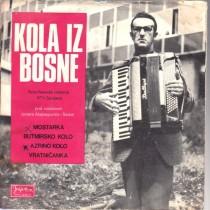 Narodni Orkestar Rtv Sarajevo - Mostarka/butmirsko Kolo/azrino Kolo/vratnicanka