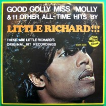 Little Richard - Good Golly Miss Molly 11 Other All-Time Hits