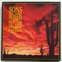 Sons Of The Pioneers Roy Rogers - Songs Of The Prairie - 5Cd Box Set + Booklet