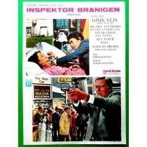 Inspektor Branigen - 4 Inserts