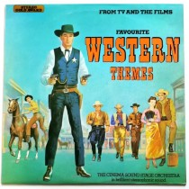 Cinema Sound Stage Orchestra - Favourite Western Themes