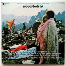 Various Artists - Woodstock Jimi Hendrix Canned Heat Jefferson Airplane Santana Etc
