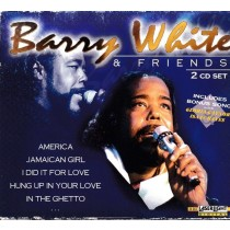 White Barry - Barry White Friends