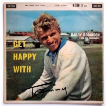 Steele Tommy - Get Happy With Tommy Steele