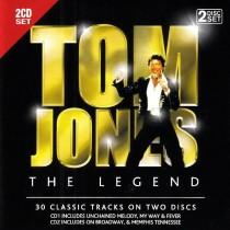 Jones Tom - Legend - 30 Classic Tracks On Two Discs