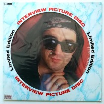 Mission - Interview Picture Disc - Limited Edition