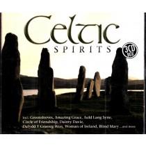 Various Artists - Celtic Spirits - 3 Cd Box