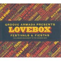 Groove Armada - Groove Armada Prsents Lovebox - Festivals Fiestas