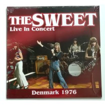 Sweet - Live In Concert Denmark 1976