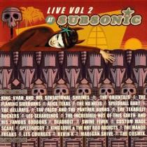 Various Artists - Live At Subsonic Vol2 Kevin K Deadbolt
