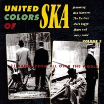 Various Artists - United Colors Of Ska - 21 Bands From All Over The World - Vol 2