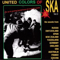 Various Artists - United Colors Of Ska - The Up Coming Bands From All Over The World - Vol 3