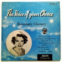 Clooney Rosemary - Voice Of Your Choice