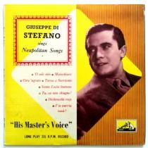 Di Stefano Giuseppe - Sings Neapolitan Songs