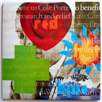 Various Artists - A Tribute To Cole Porter - Red Hot Blue Fine Young Cannibals Debbie Harry Tom Waits Etc