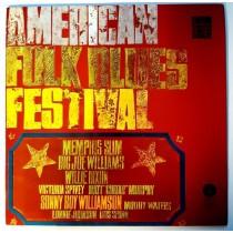 Various Artists - American Folk Blues Festival Mslim/bjwilliams/wdixon/vspivey Etc