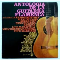 Various Artists - Antologia De La Guitarra Flamenca Rmontoya/mcano/serranito Etc