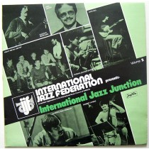 Various Artists - International Jazz Junction Vol 2 Chucho Mercahn Heavy Metal Sextet Robert Aymes Etc