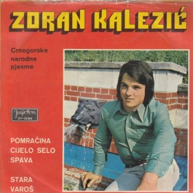Kalezic Zoran - Pomracina Cijelo Selo Spava/stara Varos