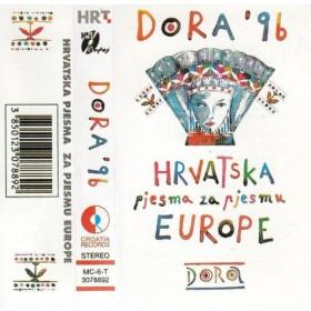 Various Artists - Dora 1996 - Hrvatska Pjesma Za Pjesmu Europe