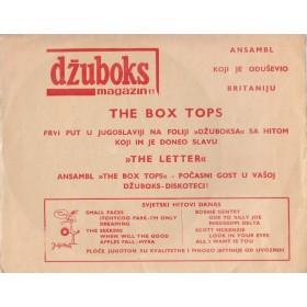 Box Tops - Letter Pismo