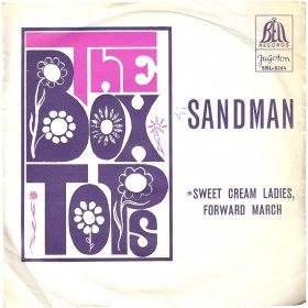 Box Tops - Sandman/sweet Cream Ladies Forward March