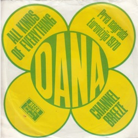 Dana - All Kinds Of Everything/channel Breeze