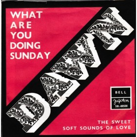 Dawn - What Are You Doing Sunday/sweet Soft Sounds Of Love