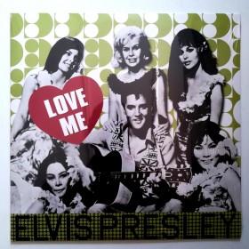 Presley Elvis - Love Me