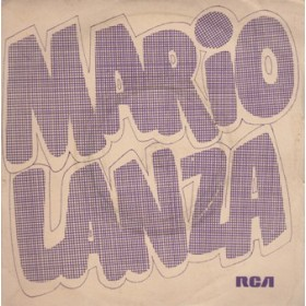 Lanza Mario - Strange Music/i Love Thee