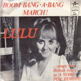 Lulu - Boom Bang-A-Bang/march