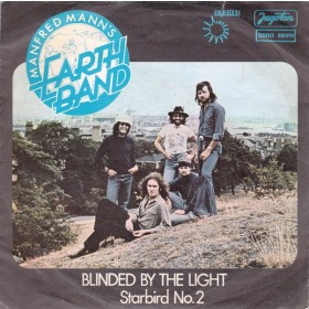 Manfred Manns Earth Band - Blinded By The Light/starbird No2