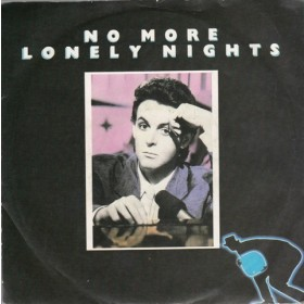 Mccartney Paul Ex-The Beatles - No More Lonely NightsBallad/no More Lonely NightsPlayout Version