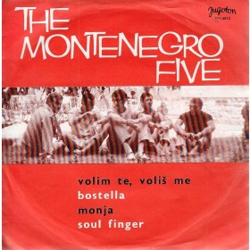 Montenegro Five - Volim Te Volis Me/bostella/monja/soul Finger