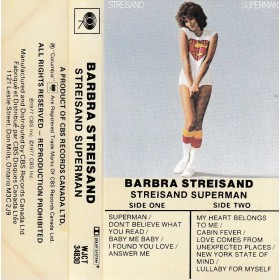 Streisand Barbra - Streisand Superman