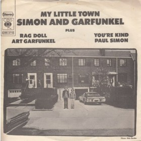 Simon Garfunkel - My Little Town/rag Doll/youre Kind