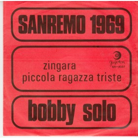 Solo Bobby - Zingara/piccola Ragazza Triste