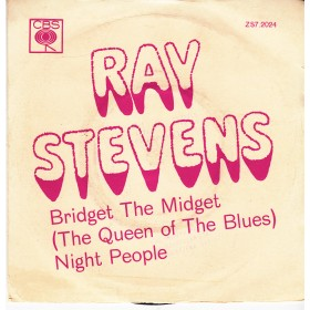 Stevens Ray - Bridget The Midget The Queen Of The Blues/night People