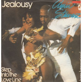 Stewart Amii - Jealousy/step Into The Love Line