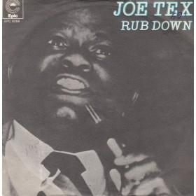 Tex Joe - Rub Down/be Kind To Old People