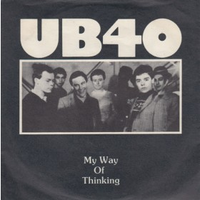 Ub 40 - My Way Of Thinking/i Think Ist Going To Rain