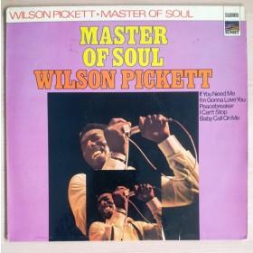 Pickett Wilson - Master Of Soul