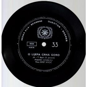 Ansambl Urosevic - O Lijepa Crna Goro