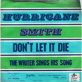 Smith Hurricane - Dont Let It Die/the Writer Sings His Song
