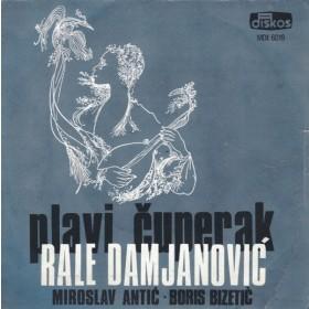 Damjanovic Rale - Plavi Cuperak/o Cemu Pricamo Dok Setamo/a Onda I Prva Ljubav