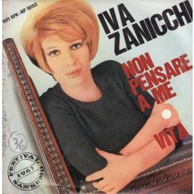Zanicchi Iva - Non Pensare A Me/vita