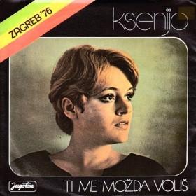 Erker Ksenija - Ti Me Mozda Volis/uspavanka Za Hanu