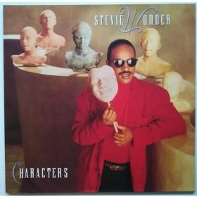 Wonder Stevie - Characters